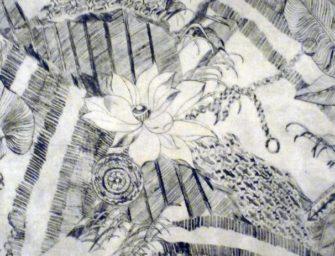 Студия графики с Татьяной Львовной Вохмяниной