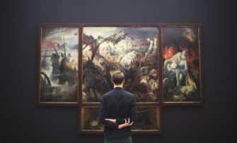 Цикл лекций Евгения Жаринова: 100 великих картин