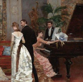 Лекция-концерт«Великие антиподы — Модест Мусоргский и Петр Чайковский»