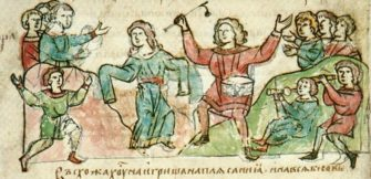 Языческая реформа князя Владимира и проблемы изучения славянского язычества