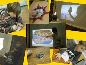 «История Древнего мира» для детей