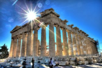 Научная дача «Древняя Греция, ушедшая и живая»