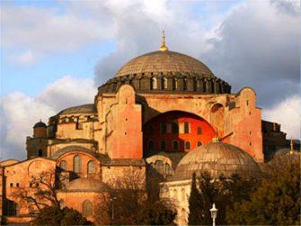 Древняя Русь и Византия: диалог культур