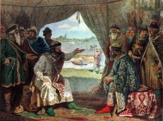 Владимир Мономах в истории и культуре Руси (История ДревнейРуси)