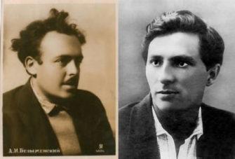 Александр Безыменский и Александр Жаров, или Кадры решают