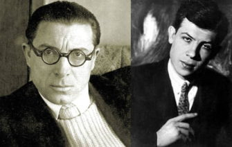 Илья Сельвинский и Марк Тарловский, или (Не)устойчивые конструкции (Советскаяпоэзия)
