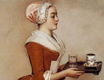«Мадонна» Рафаэля и «Шоколадница» Лиотара (100 великих картин)