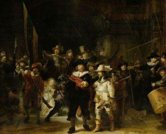 «Ночной дозор» Рембрандта (100великихкартин)