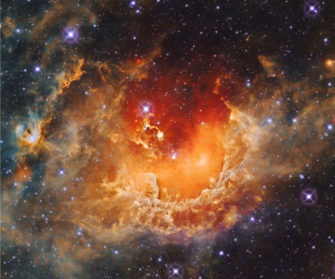 Эволюция представлений о звёздах и звездообразовании (Межзвездная среда)