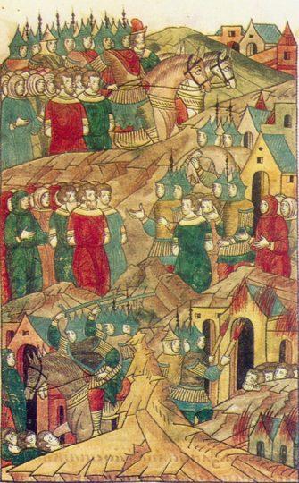 Монголо-татарское нашествие на Русь (История Руси)