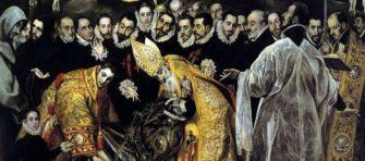 «Эль Греко и его картина «Похороны графа Оргаса»»  (100 великих картин)