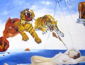 СПб «Сны Сальвадора Дали:эстетика сюрреализма» Лекция Андрея Макарова