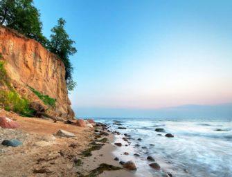 Береговые формы рельефа (Природа Земли)