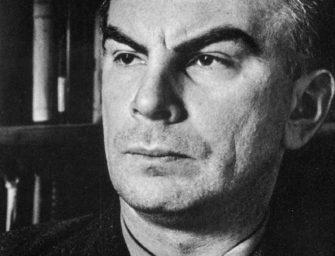 Владимир Луговской, или Поиск голоса  (Советская поэзия).
