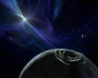 Рождение планетных систем (Межзвездная среда)