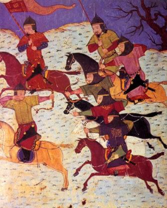 Завоевательные походы Чингисхана (История Руси)
