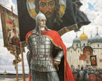 Князь Александр Невский и борьба со шведскими и немецкими рыцарями (История Руси)