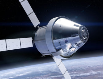 CПб. Лекция«Возвращение человека на Луну: Orion и Gateway»