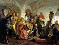Опричнина Ивана Грозного (История Руси в XVI в.)