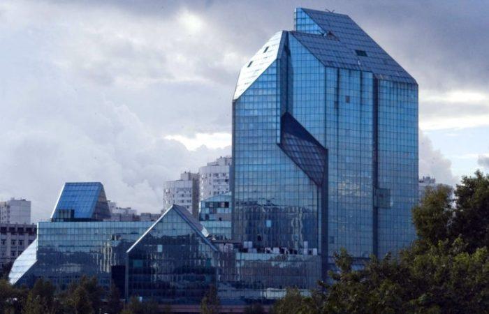 Современная архитектура России (История русской архитектуры)