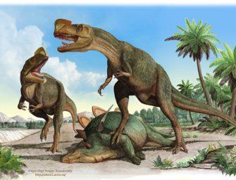 Динозавры России (Ярослав Александрович Попов)