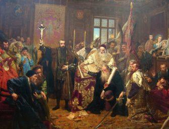 Семинар «Люблинская уния и пути развития в Восточной Европе XVI–XVII вв.» (трансляция)