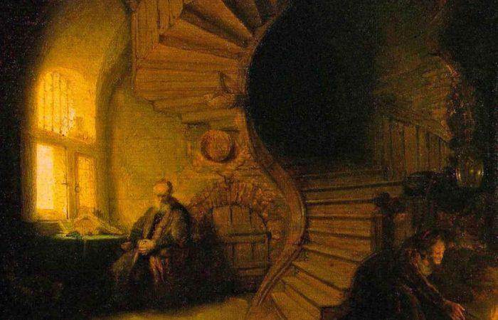 Курс П. В. Рябова «История философии»
