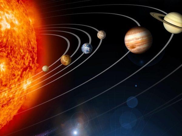 Солнечная система (Общая астрономия)