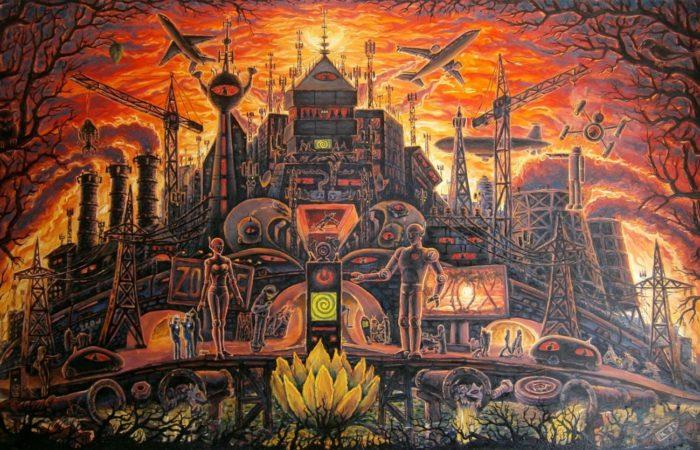 Курс «Современное искусство как научная фантастика» (Ирина Анатольевна Кулик)